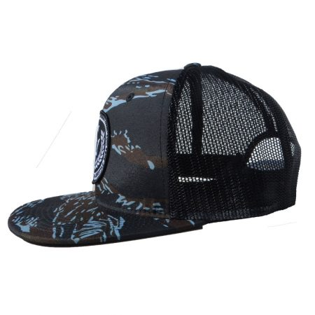 Blue Tiger Camoflage Hat | Spearfishing
