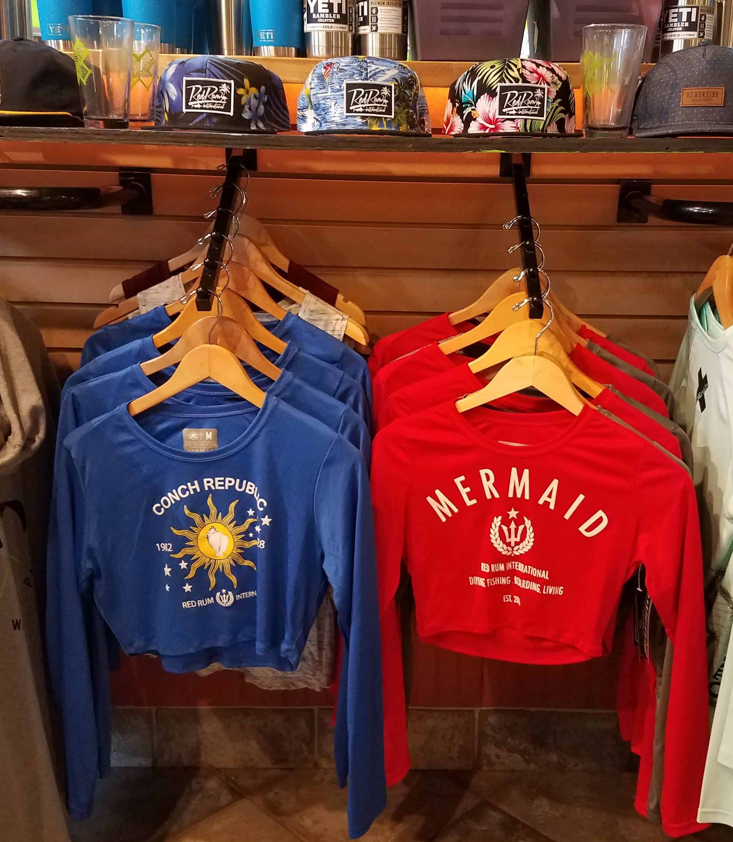Red Rum Shirts at Otherside Boardsports