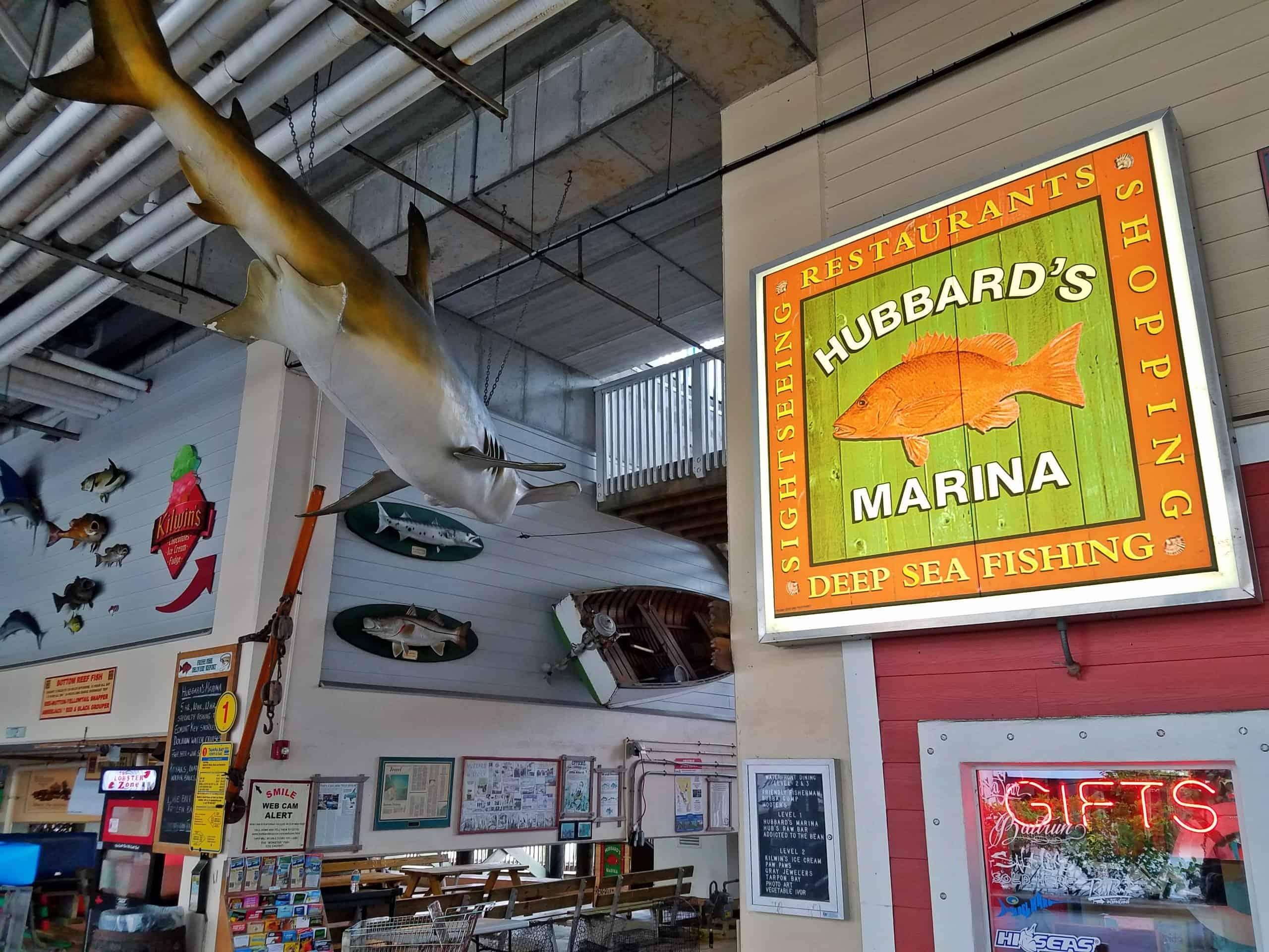 Hubbard's Marina | Red Rum Fishing Shirts