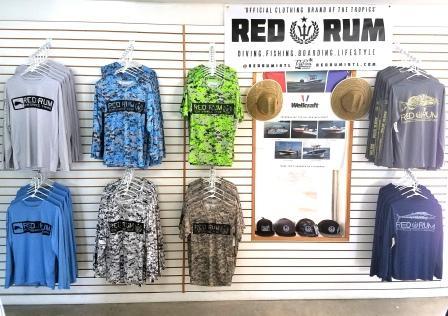 Murray Marine   Red Rum Shirts